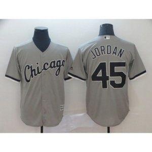 Chicago White Sox Michael Jordan #45 Jersey